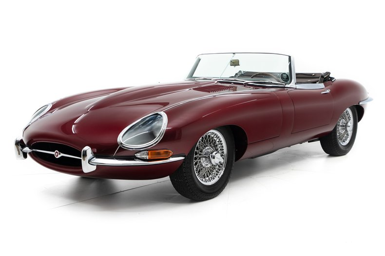 1966 Jaguar E-Type For Sale