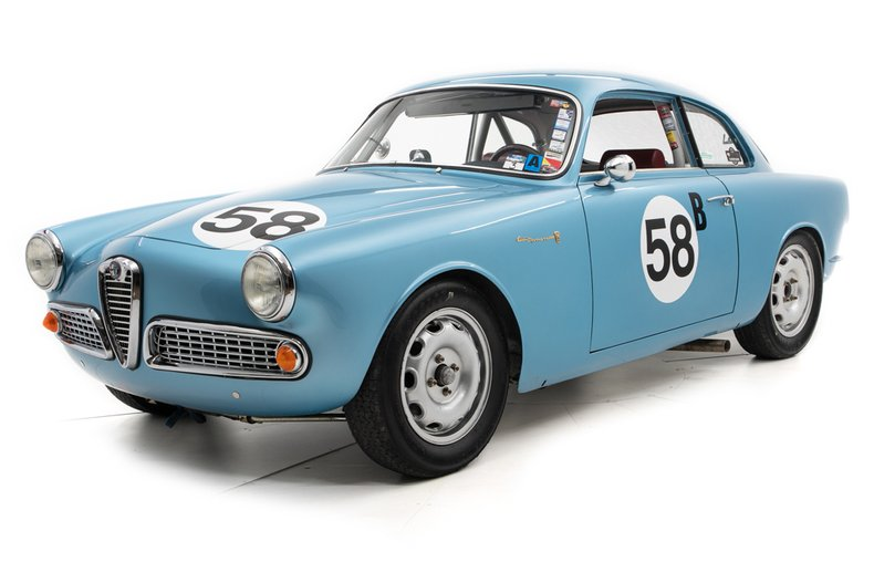 1958 Alfa Romeo Giulietta Sprint For Sale