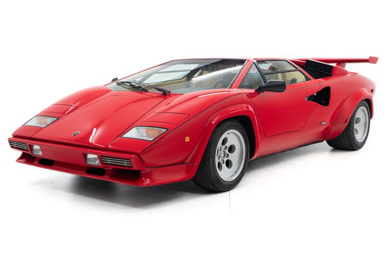 1984 Lamborghini Countach For Sale