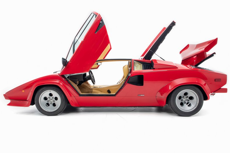 1984 Lamborghini Countach For Sale 165518 Motorious