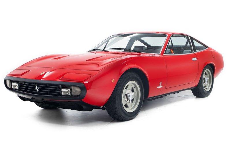 1971 Ferrari 365 GTC/4