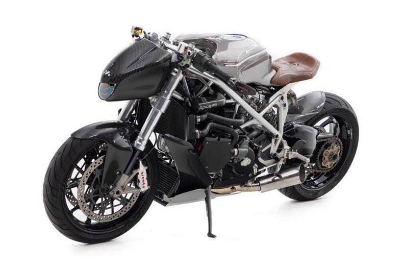 "2008 Ducati Apogee 1098R ""Raffale"""