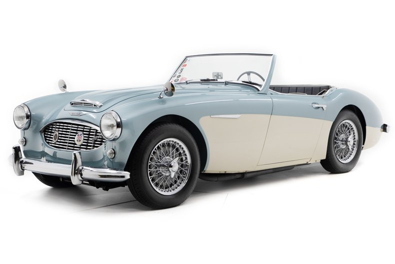1958 Austin Healey 100-6 For Sale