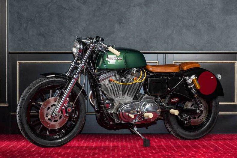 1997 Harley Davidson Custom build For Sale