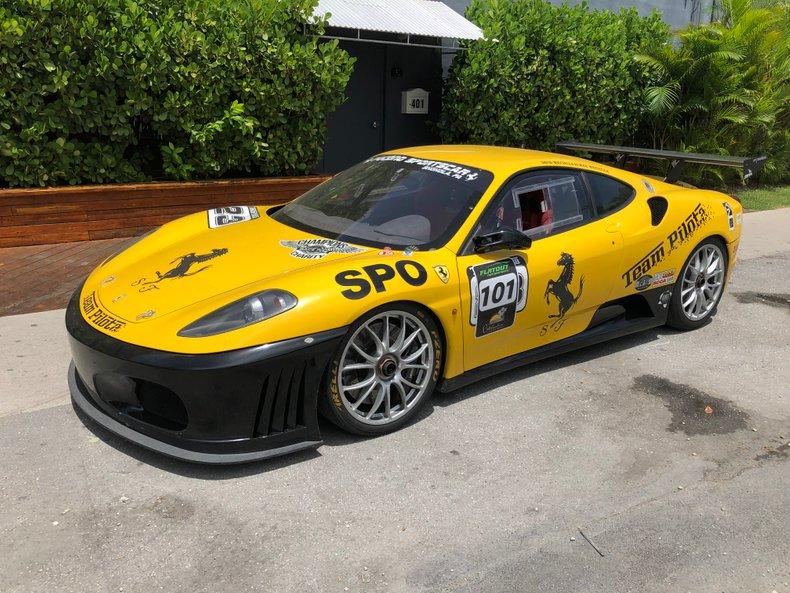 2006 Ferrari 430 Challenge