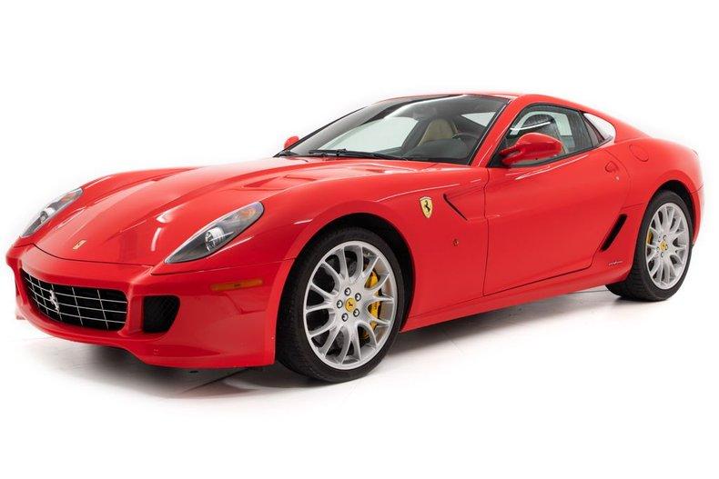 2009 Ferrari 599 GTB Fiorano For Sale