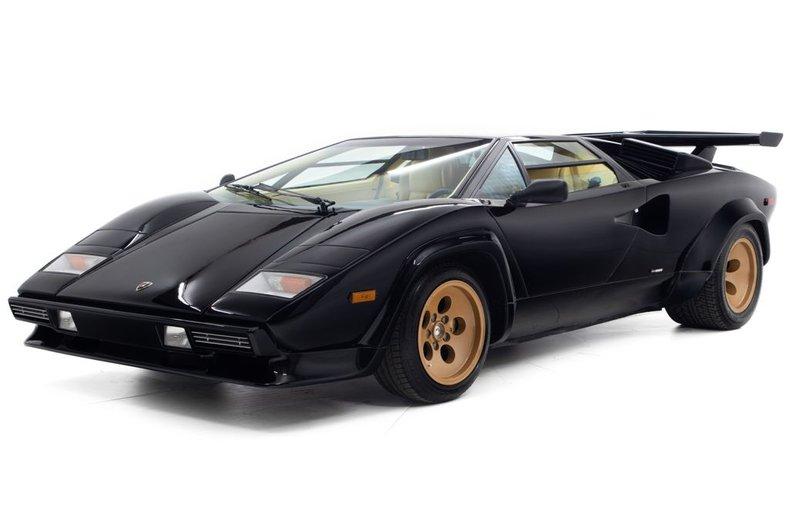 1984 Lamborghini 5000 S Countach