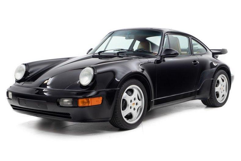 1991 Porsche 964 Turbo