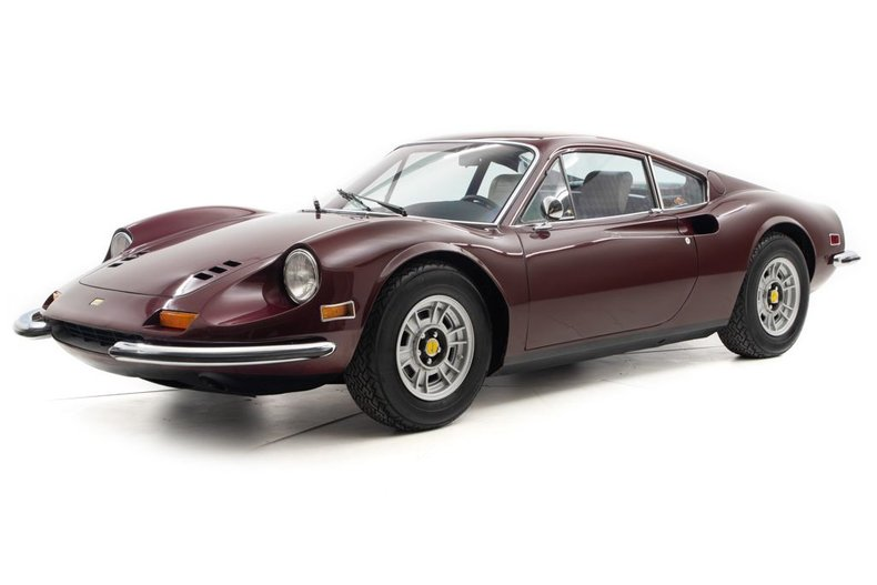 1972 Ferrari 246 GTS For Sale