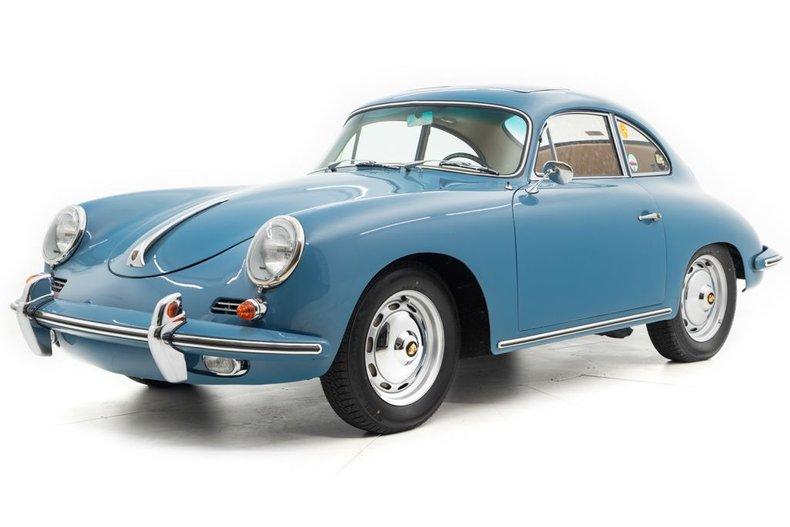 1961 Porsche 356 B T-5 Outlaw