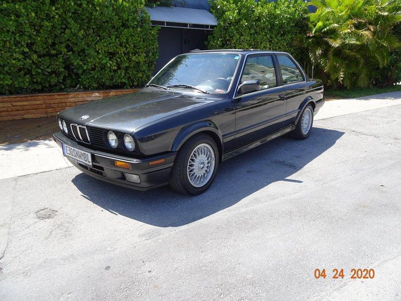 1991 BMW 325 iX