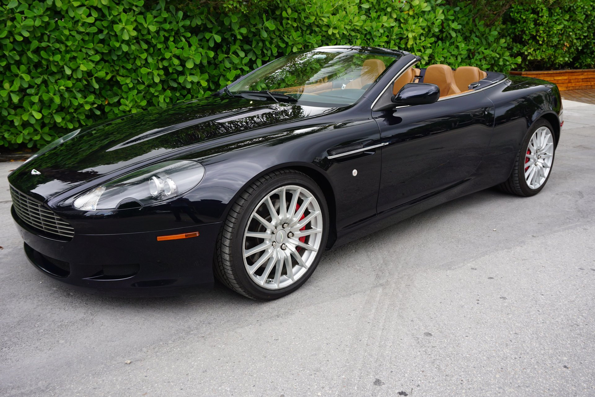 2006 Aston Martin Db9 Motorcar Gallery Classic Cars For Sale Since 1985