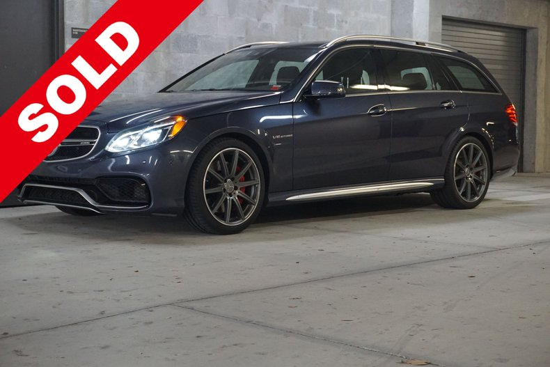 2015 Mercedes-Benz E63 S 4-matic AMG Wagon