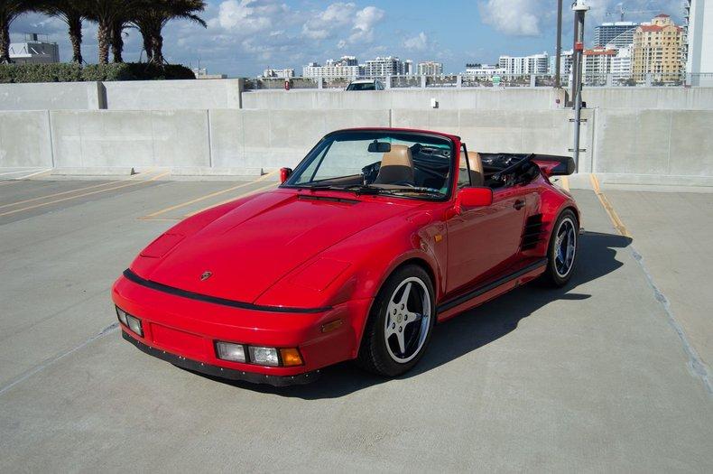 1985 Porsche 930