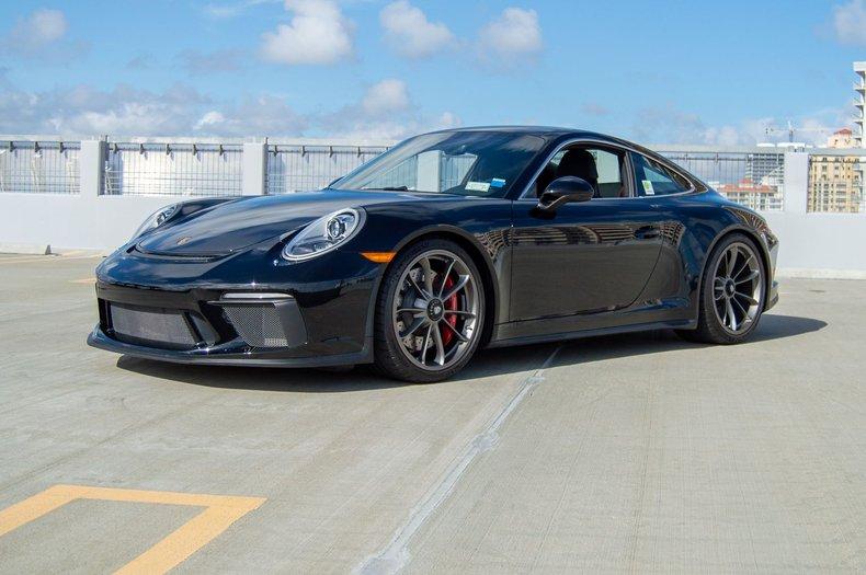 2018 Porsche GT-3