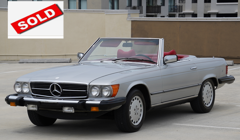 1979 Mercedes-Benz 450 SL