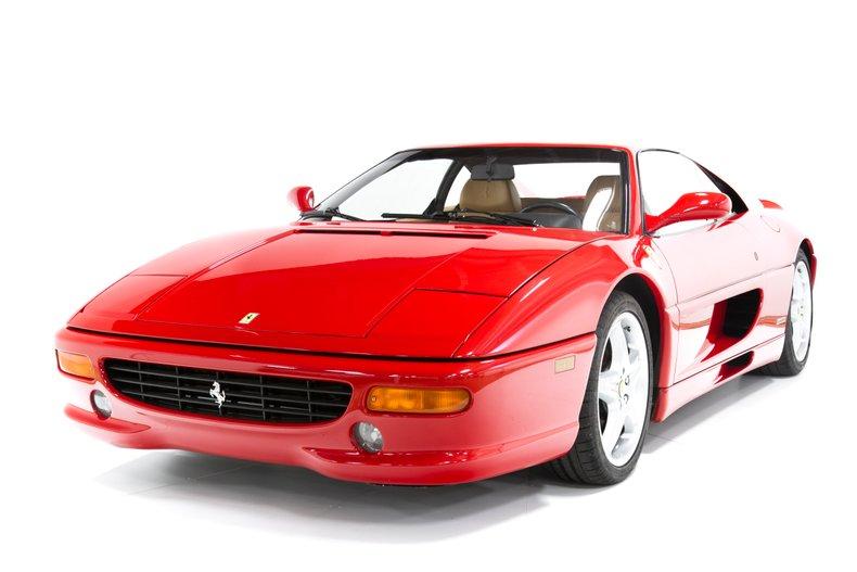 1999 Ferrari F355 BERLINETTA