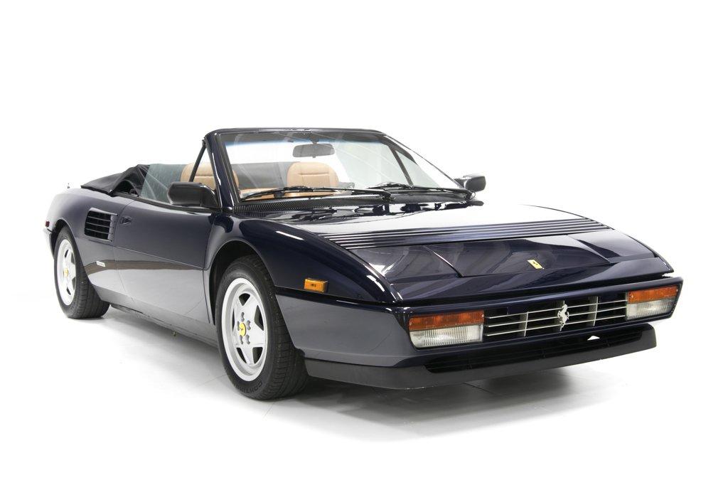 1991 Ferrari Mondial T Motorcar Gallery