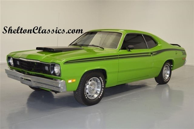 1973 Plymouth 340 Duster For Sale