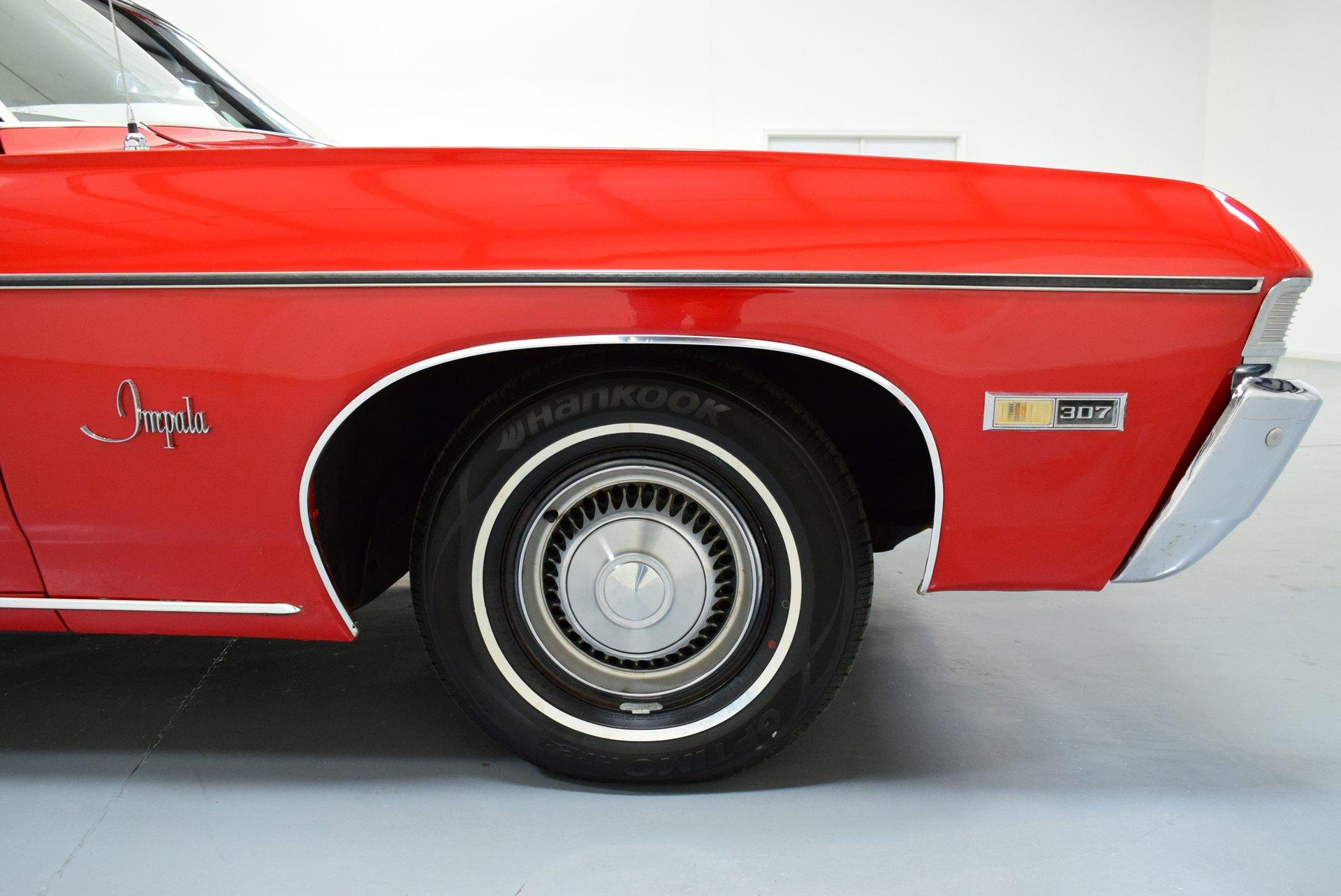1968 Chevrolet Impala   Shelton Classics & Performance