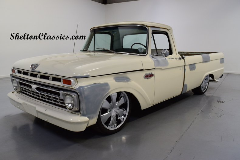 1966 Ford F250 For Sale