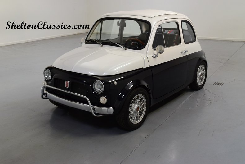 1971 Fiat 500 For Sale