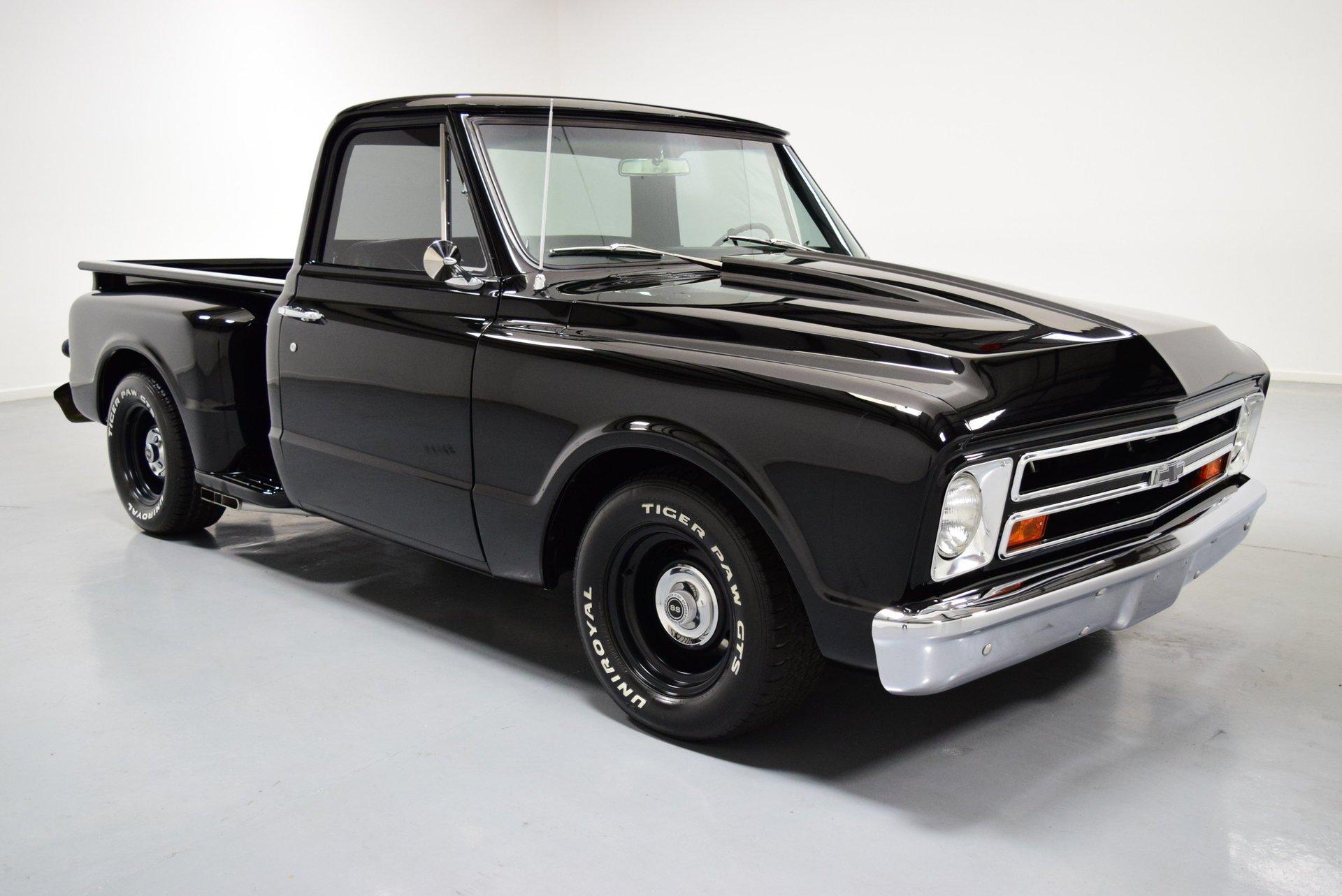 1968 Chevrolet C10 Stepside For Sale 81561 Mcg