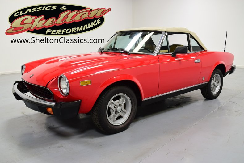 1980 Fiat 2000 For Sale