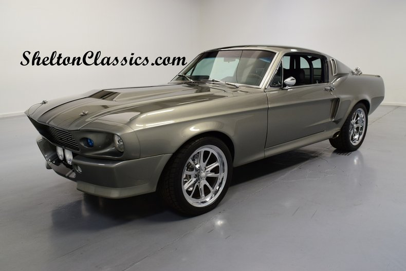 1967 Ford Mustang | Shelton Classics & Performance