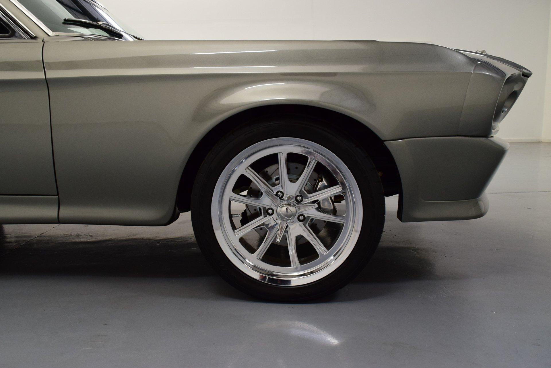 1967 Ford Mustang Shelton Classics Performance