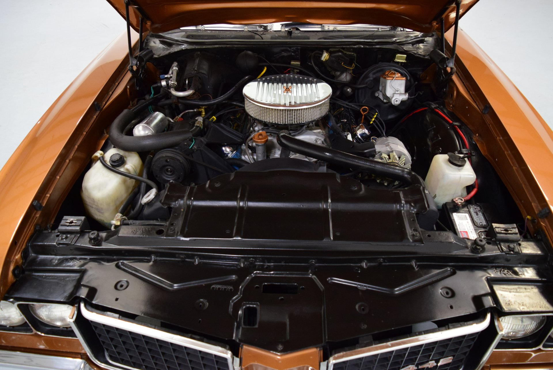 1972 Oldsmobile Cutlass   Shelton Classics & Performance