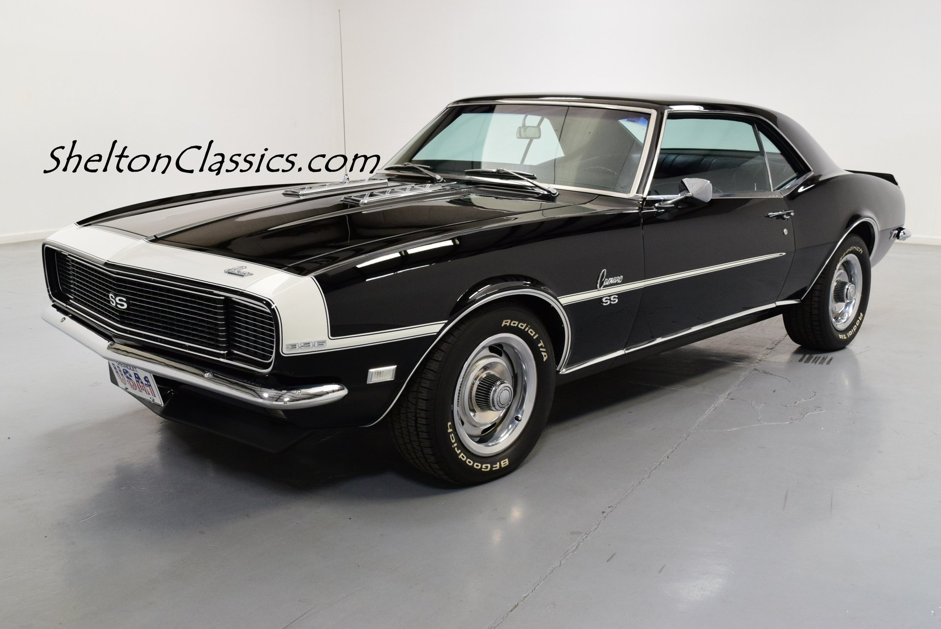 1968 chevrolet camaro rs ss 396