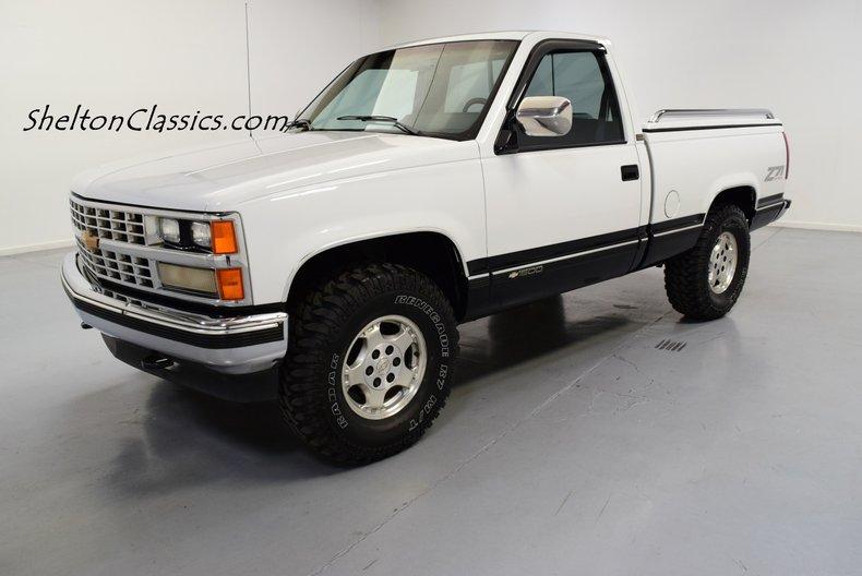 1989 Chevrolet K-1500 For Sale