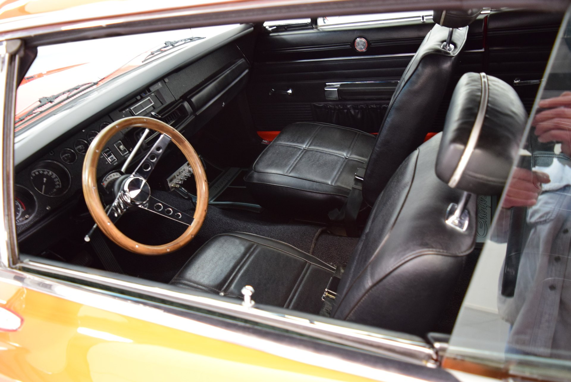 1969 Dodge Charger | Shelton Classics & Performance