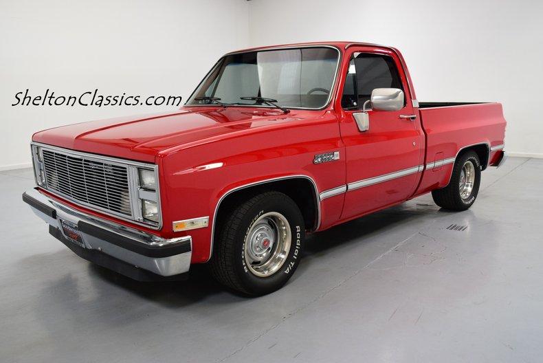 1985 GMC Sierra Grande 1500 for sale #84594 | MCG