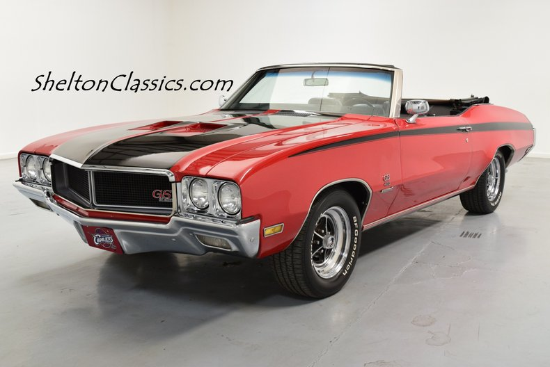 1970 Buick GS 455 Stage 1 For Sale
