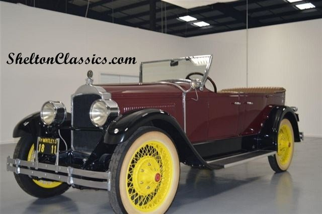1927 Packard Phaeton -5P For Sale