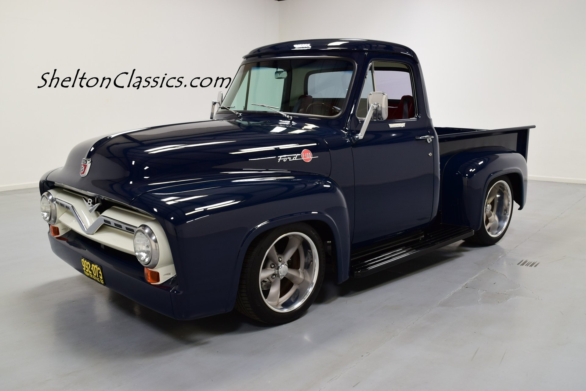 1955 Ford F100 For Sale 91520 Mcg Wide Bed