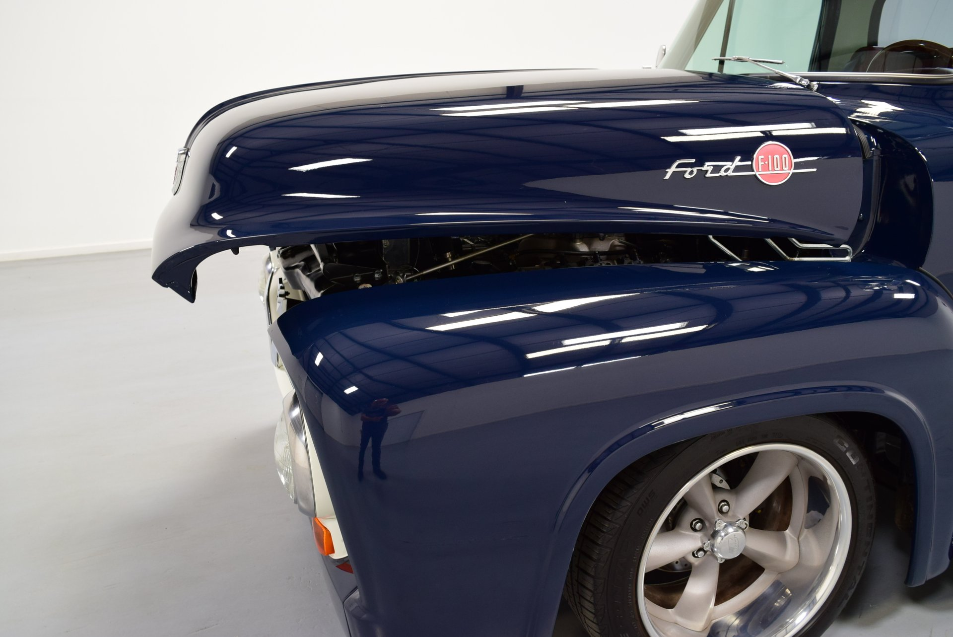 1955 Ford F100 For Sale 91520 Mcg Hood