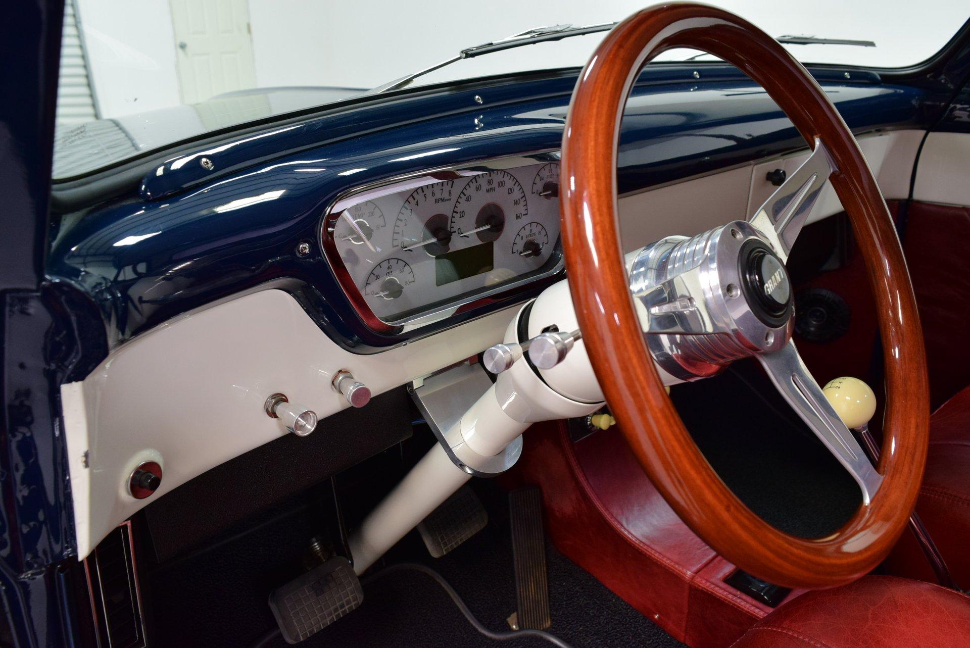1955 Ford F100 Shelton Classics Performance Truck Colors