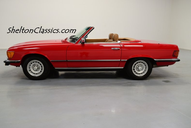 1985 Mercedes-Benz 280SL For Sale