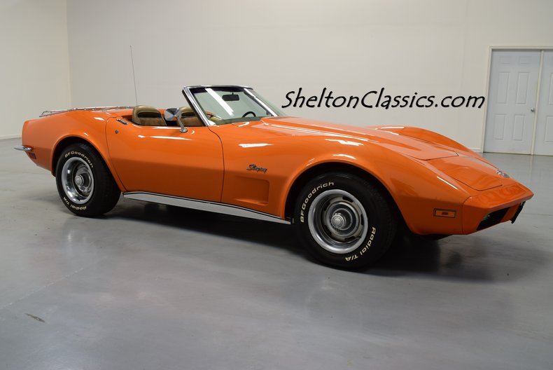 1973 Chevrolet Corvette Stingray for sale #98894 | MCG