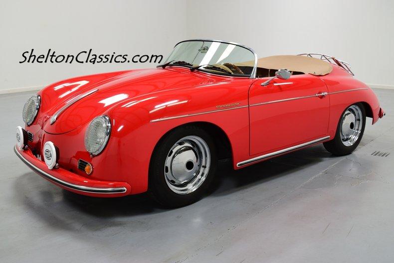 1957 Speedster 356