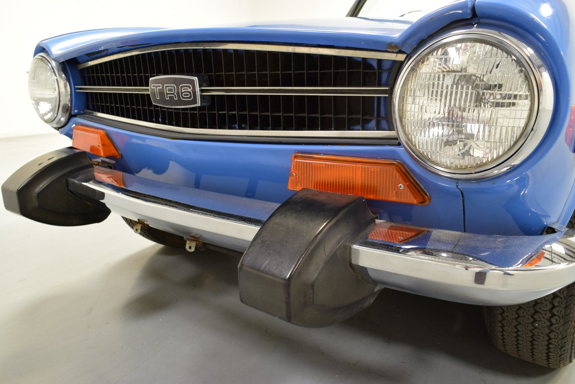 1974 Triumph TR6 | Shelton Classics & Performance