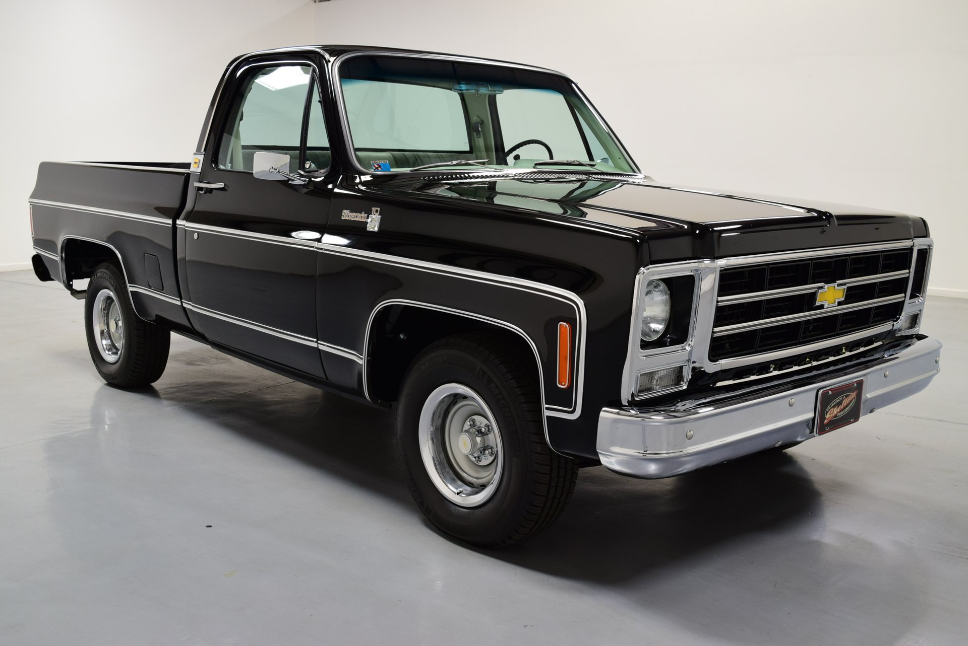 1979 Chevrolet C10 Shelton Classics Performance