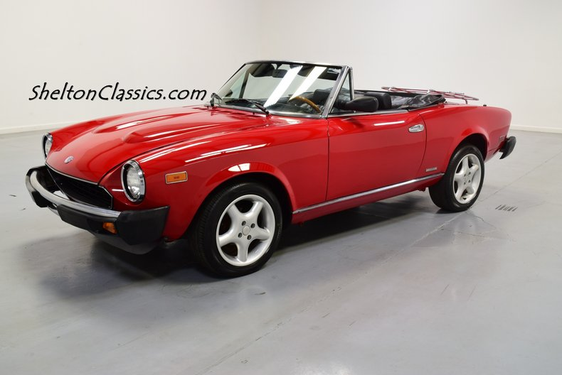 1983 Fiat Azzurra