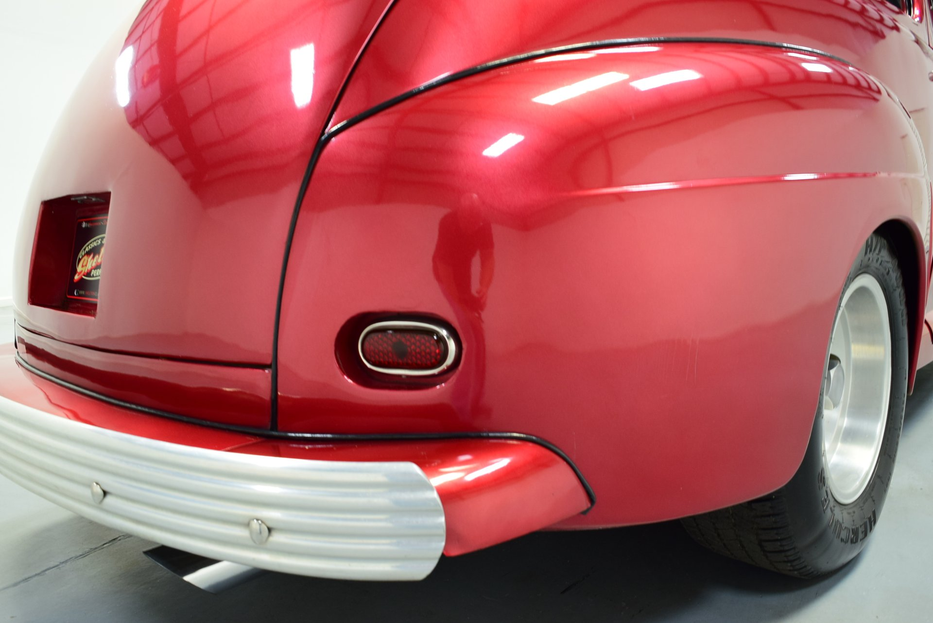 1948 Ford Deluxe   Shelton Classics & Performance