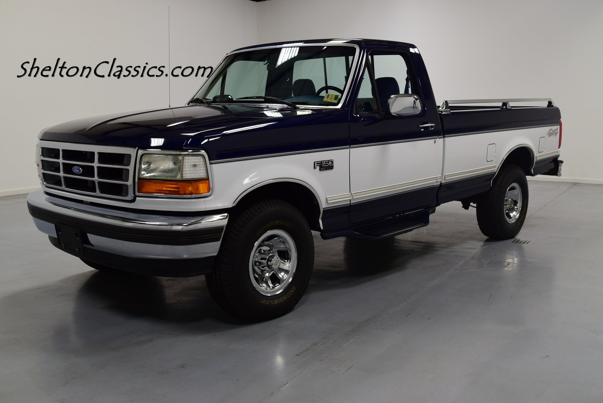 1995 Ford F150 Xlt 4x4 For Sale 111440 Motorious