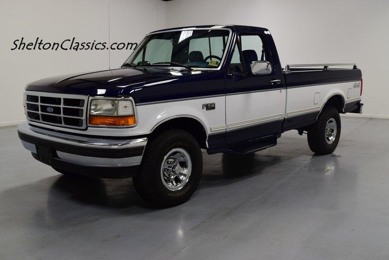 Beste 1995 Ford F-150 XLT 4X4 | eBay ES-86