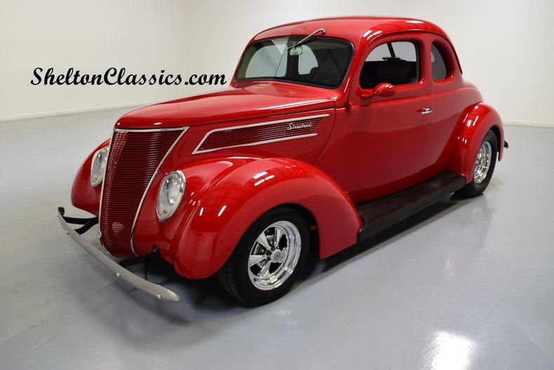 1937 Ford 5 Window Coupe Shelton Classics Amp Performance